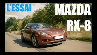 L'ESSAI : Mazda RX-8 : BEAUCOUP DE BRUIT POUR RIEN ? - Vilebrequin