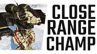 Close Range Brawling Champion CHP-1N - Mechwarrior Online The Daily Dose #669