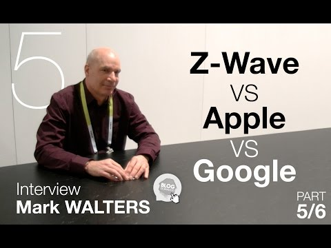 Domadoo - Interview Mark Walters - Z-Wave Alliance VO (5/6)