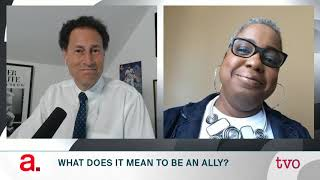 What Does Being An Ally Mean?