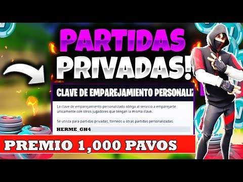 🔴PARTIDAS PRIVADAS FORTNITE SI GANAS TE LLEVAS 1000 PAVOSS #FORTNITE #SCRIM #ESCONDITE #SIMON