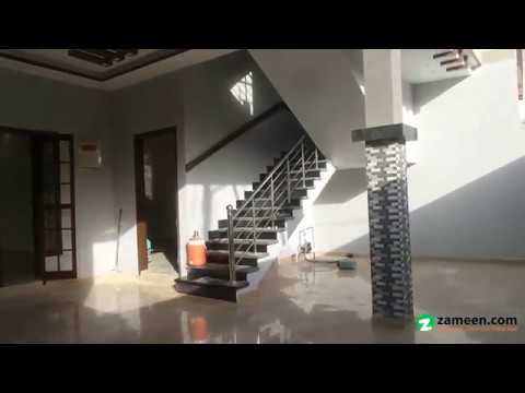 12 MARLA HOUSE FOR SALE IN BLOCK 14 GULISTAN-E-JAUHAR KARACHI