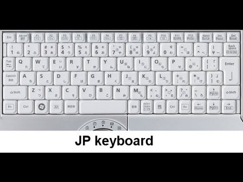 How to Change Japanese layout keyboard to English on ...