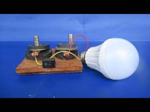 How to make free energy projects with magnets