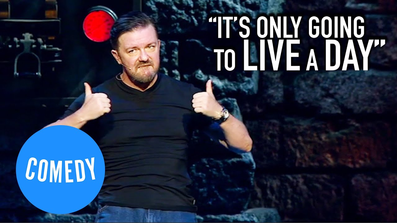 A Dog Is For Life | Ricky Gervais | Universal Comedy