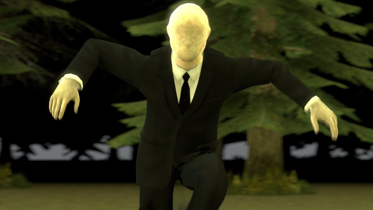 [SFM] Slenderman's Day Off - YouTube