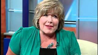 Author Charmaine Hammond - Ctv Edmonton (august 10, 2011)