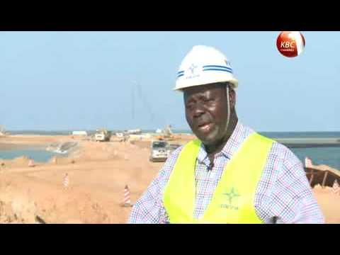 Construction of Lamu Port now 23 percent complete