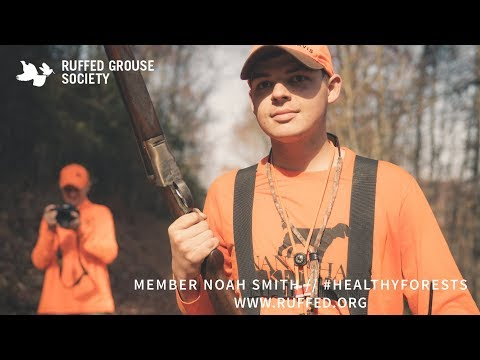 Bird Hunting North Carolina - Noah Smith - #HealthyForests