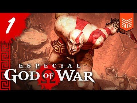 GOD OF WAR: O NASCIMENTO DE KRATOS | Especial God of War #1
