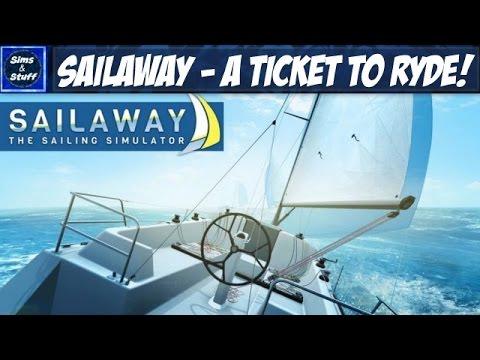 Sailaway - A Ticket To Ryde! - Mini-Transat - 1080p