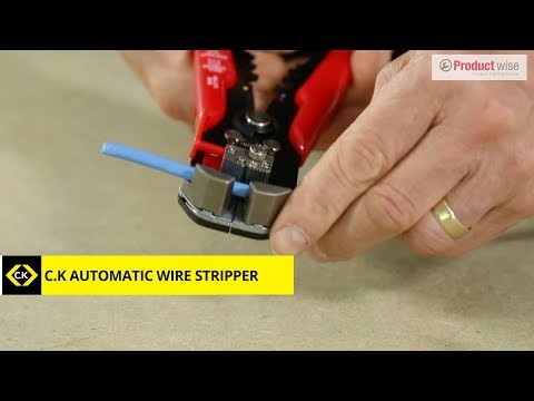 Productwise: C.K Automatic Wire Stripper