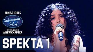 RIMAR - FIRASAT (Marcell) - SPEKTA SHOW TOP 14 - Indonesian Idol 2021
