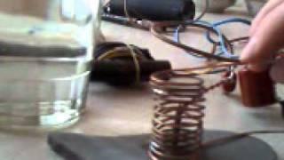 Mini induction heater