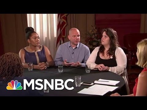 Bernie Sanders' Supporters On What They Need To Vote For Hillary Clinton | MSNBC