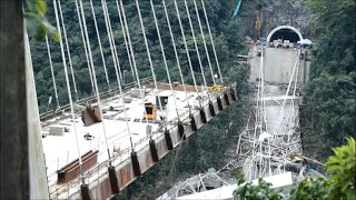 Colombian bridge collapse kills at least 10