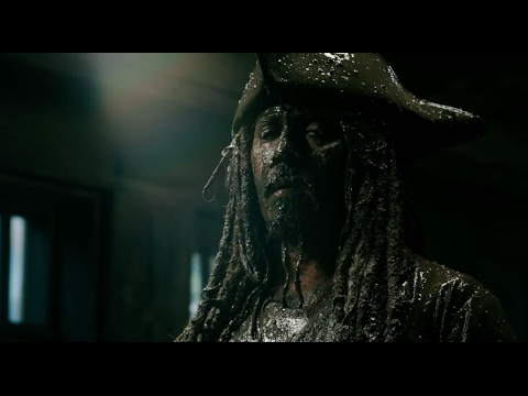 Pirates of the Caribbean: Dead Men Tell No Tales: Super Bowl Commercial - Johnny Depp