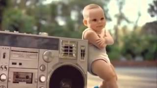 Best babies dancing compilation - Evain rollers international version
