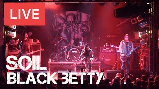 SOiL - Black Betty Live in [HD] @ Electric Ballroom - London 2012