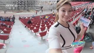 [你好亚洲]维妮娜直击亚洲文化嘉年华的彩排现场 演员们精气神十足| CCTV综艺