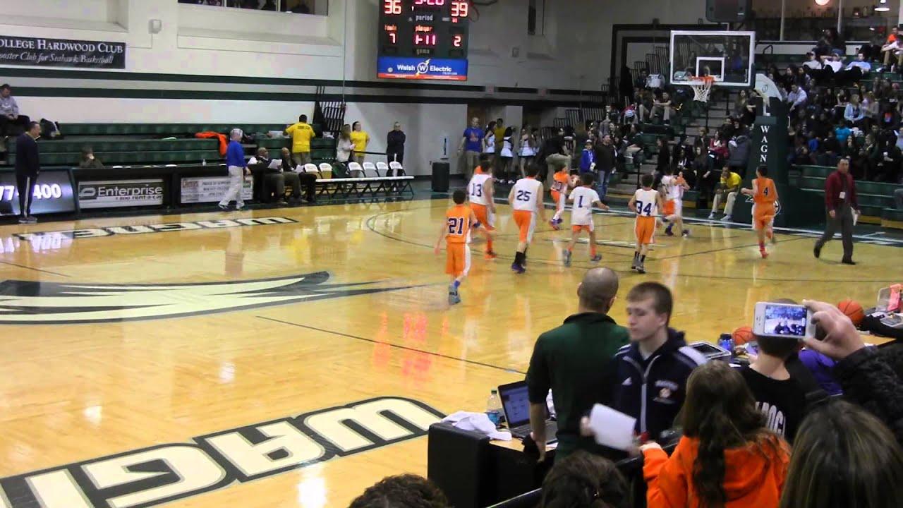Holy Rosary Staten Island Basketball