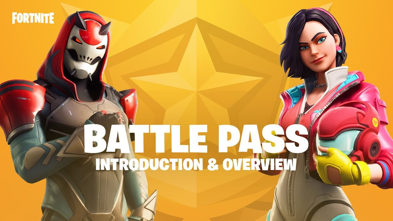 Fortnite Season 9 Battle Pass Overview Youtube
