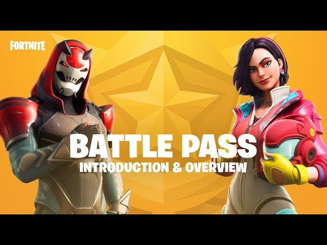 Fortnite - Season 9 - Battle Pass Overview
