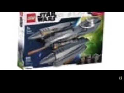 Lego Star Wars the clone wars 2020 General Grievous starfighter. Leaked image