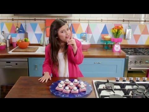Download Youtube: Sophia Grace   Pop Star Treats: Bruno Mars Uptown Fudge (Easy Fudge Recipe)   Maker Studios SPARK