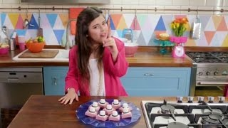 Sophia Grace  Pop Star Treats Bruno Mars Uptown Fudge Easy Fudge Recipe  Maker Studios SPARK
