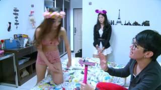 Repeat youtube video ห...หรรษา ชารีน ผ้าเช็ดตัวผืนเดียว