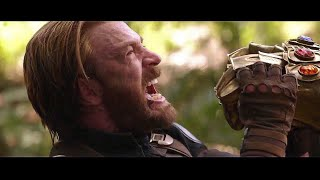 Avengers: Infinity war Captain America vs. Thanos [Deutsch] | Avengers: Infinity war (2018)