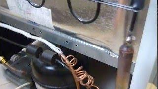 Ремонт Холодильника после горе мастеров Атланта часть 1(, 2015-09-18T07:55:39.000Z)