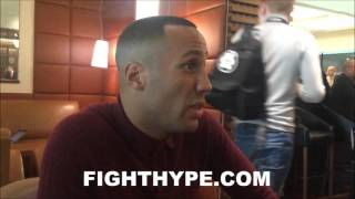 JAMES DEGALE OPENS UP ON LUCIAN BUTE CLASH, TITLE WIN, AND SIGNING WITH AL HAYMON/PBC