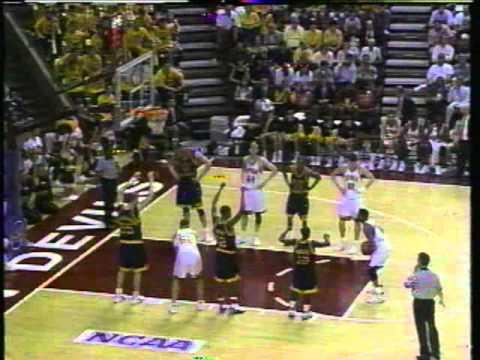 1996 NCAA Tournament - George Washington versus Iowa (Part 6)
