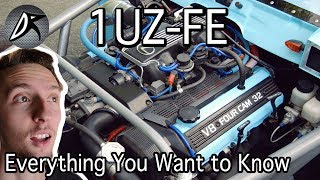 Toyota 1UZ-FE: Everything You Want to Know | Specs and More