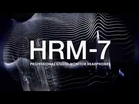 Pioneer DJ - HRM 7 Professional Studio Monitor Headphones - Official Introduction