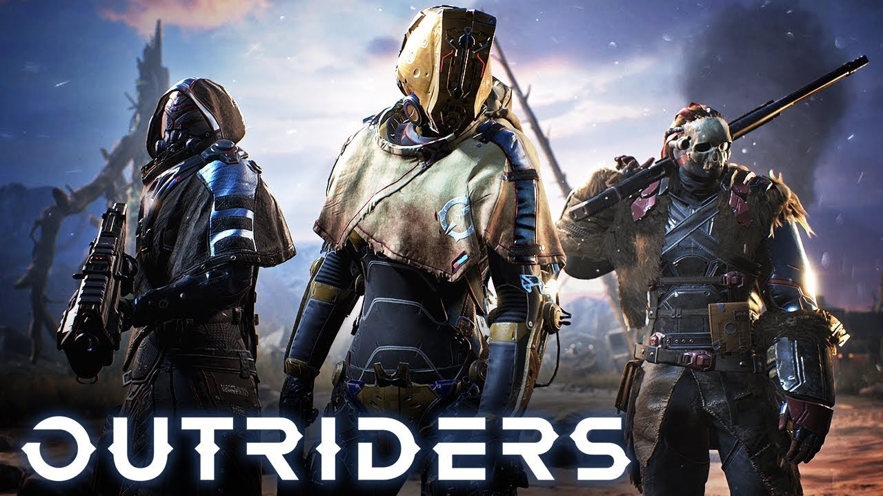 'Outriders' Is Live Early, For Streamers And Press