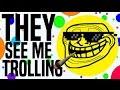 Epic trolling + Funny moments Bubble.am - El Fantastico