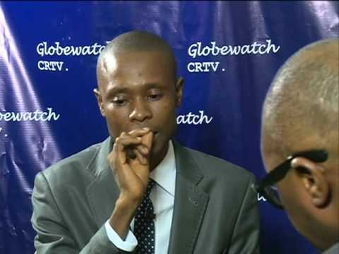 UBA EMEKE IWERIEBOR SPEAKS  TO GLOBEWATCH