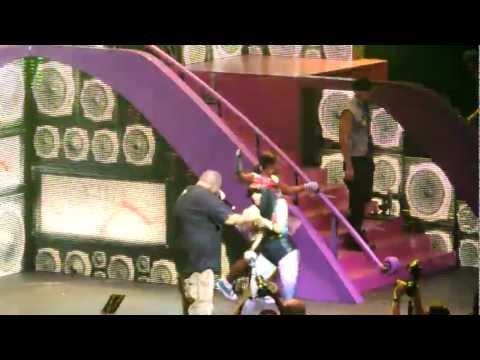 Take It To The Head - Nicki Minaj, Lil Wayne & Dj Khaled  - Live PinkFridayTour - 7-24-12 Miami Fl
