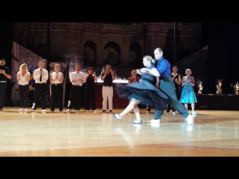 SM 2016 Boogie Woogie 35+ Thomas Nilsson & Carina Andresson