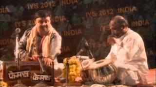 Vivek Bansod in 3rd International Yoga Seminar 2012 Ujjain India