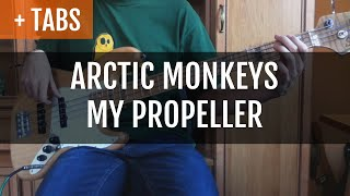 Baixar Arctic Monkeys - My Propeller (Bass Cover with TABS!)
