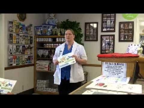 Everett EZ Wellness Seminar: Heartworm Control Cat Lifecycle