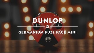 Dunlop Germanium Fuzz Face Mini | Reverb Demo Video