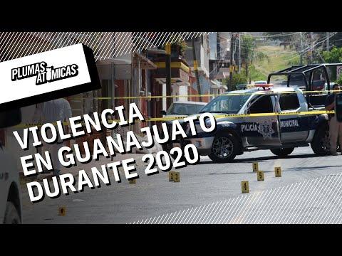 Homicidios en México: ¿Por qué Guanajuato está hundido en violencia?