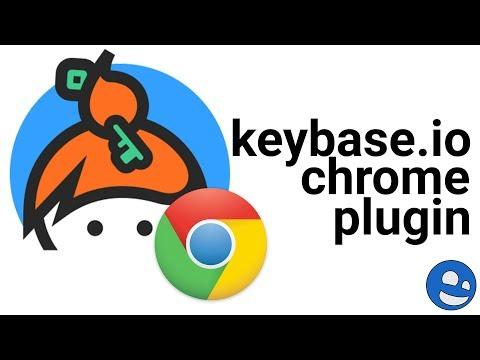 Keybase.io Google Chrome Chat Plugin