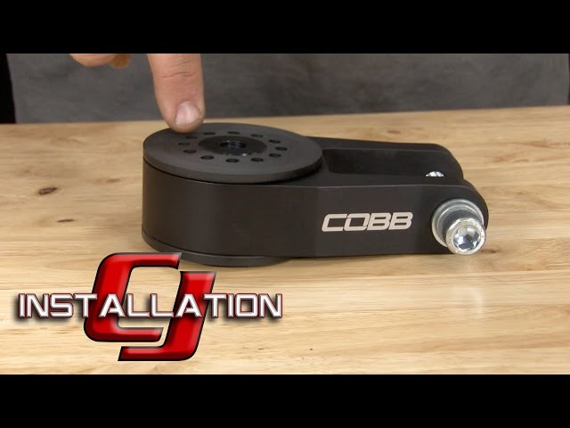 Focus ST/Focus RS COBB Motor Mount Rear 2013-2018/2016-2018 Installation