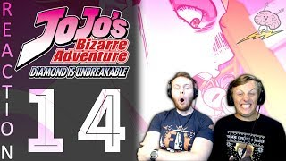 SOS Bros React - JoJo's Bizarre Adventure Part 4 Episode 14 - Introducing Rohan the Mangaka!